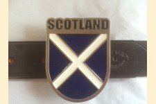 Scotland Shield Belt