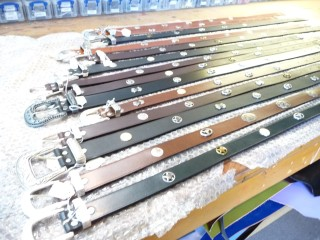 Belts for The Big Brother House