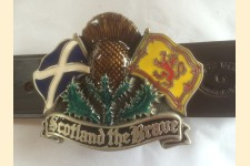 Scotland The Brave Belt